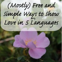 (Mostly) Free and Simple Ways to Show Love All Year Round