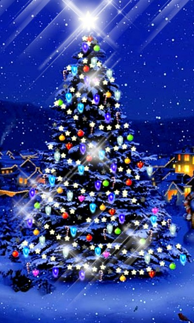 Christmas Live Wallpaper 2016 | Christmas Wallpaper Tree Live | Christmas Live Wallpaper Tree ...