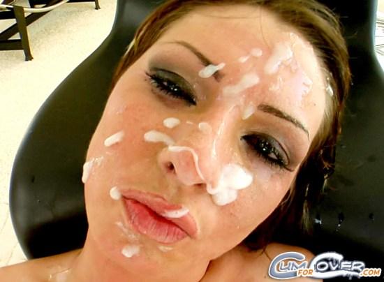 esporra na cara