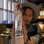 世界に一つだけの「ほたてボトル酒」を作りに行ってきた@武蔵新田「北嶋屋」