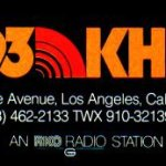 930 Los Angeles, KHJ, KKHJ, KRTH, Don Lee, Robert W. Morgan, The Real Don Steele, Charlie Van Dyke, Roger Christian, Gary Mack, Boss Radio, 93/KHJ