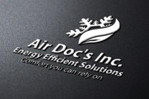 AIR DOCS shiny logo
