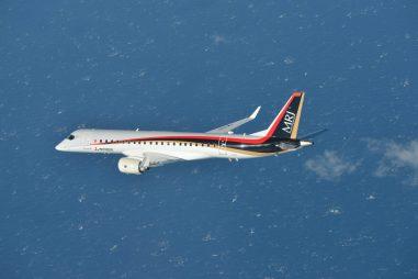 MRJ 4th flight Test_4