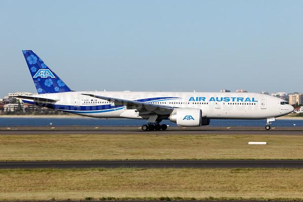 Image result for Crystal's Boeing 777-200LR