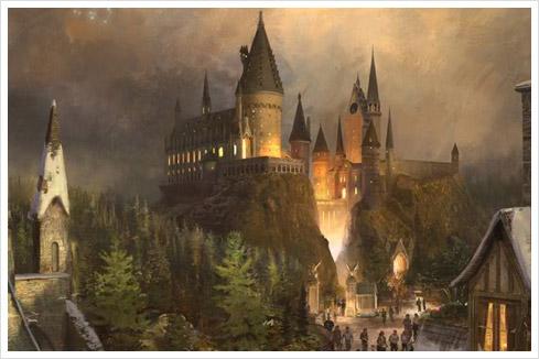 hpw01 Universal Studios: Wizarding world