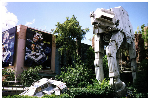 star tours 01 Star Tours 2 in Produktion?