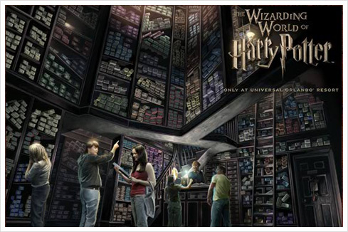 Wizarding World Concept 8 Neues Wizarding World Video und Concept Arts