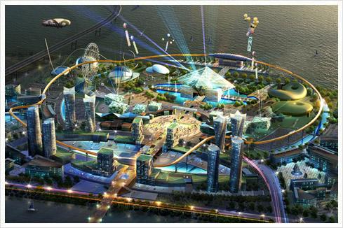 robotland 01 Robotland – Das Disneyland für Terminatoren