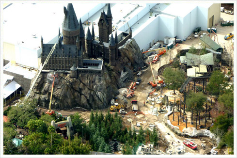wizarding world 45 The Wizarding World of Harry Potter – Februar Update