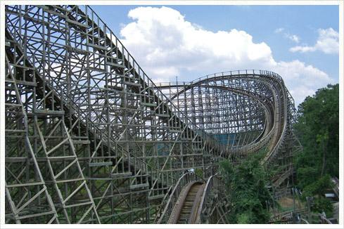 texas giant 02 Texas Giant: Ein neuer Achterbahn Rekord für Six Flags?