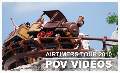 pov videos 2010 2 Die Achterbahn POV Videos unserer Tour: Teil 2   Gardaland