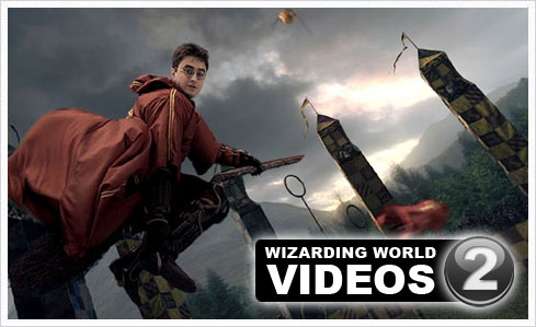 wizarding world videos 2 Videos aus der Wizarding World of Harry Potter – Teil 2