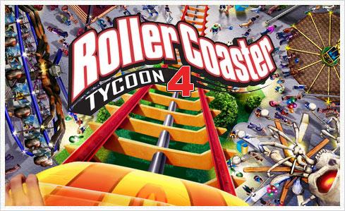 """rct4 01 Atari denkt über """"Rollercoaster Tycoon 4″ nach!"""
