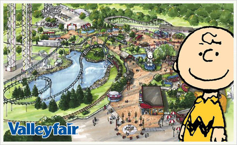 snoopy valleyfair Planet Snoopy – Die Peanuts erobern die USA!