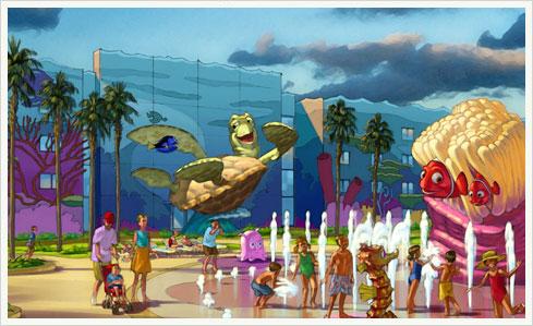 art of animation resort Art of Animation Resort   Disneys neues Familienhotel im WDW