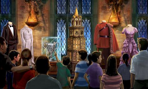 Leavesden Studios Harry Potter Warner Brothers bestätigt englische Harry Potter Attraktion für 2012