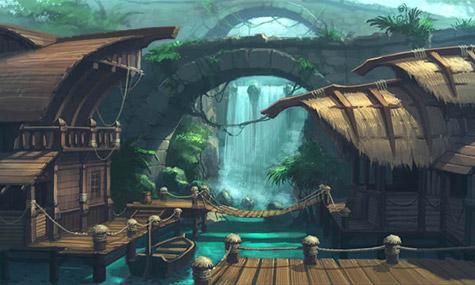 Bon Temps Family Theme Park 01 Bon Temps Family Park   Wer will schon einen kleinen Freizeitpark?