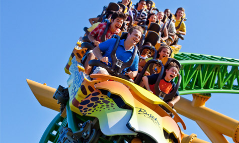 Busch Gardens Cheetah Hunt Cheetah Hunt   Das erste POV Video der rasanten Gepardenjagd