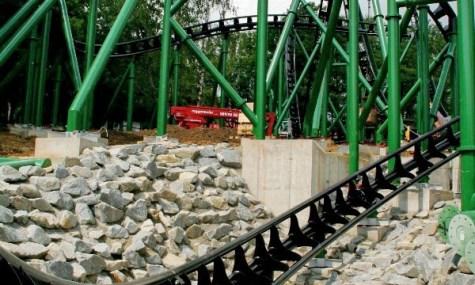 Freischuetz Bayern Park6 475x285 Bayern Park: Freischütz Baustellen Update und Fotos