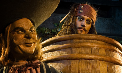 POTC Disneyland Paris Jack Sparrow Disneyland Paris   Was wäre eine Welt ohne Captain Jack Sparrow?