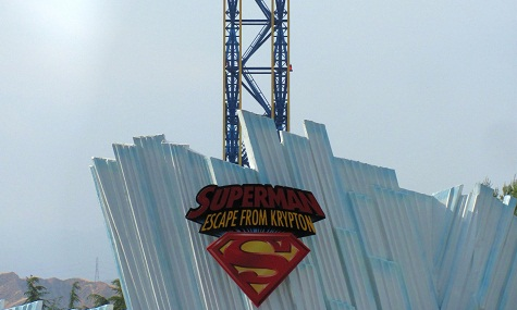 Superman Escape From Krypton 01 Neuheiten Check Spezial: Superman: Escape & Intimidator 305