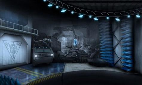 Universal Studios Transformers The Ride 04 Transformers   Ein erster Blick ins Innere des neuen Universal Rides