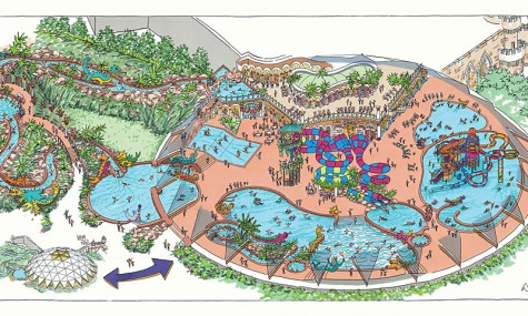 Adventure World Warsaw Waterpark 475x285 Adventure World Warsaw   Ein 400 Mio. Euro Freizeitpark für Polen