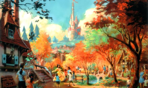 Disney World New Fantasyland Beauty And The Beast 475x285 Walt Disney World   Wann eröffnet welche Attraktion im New Fantasyland?