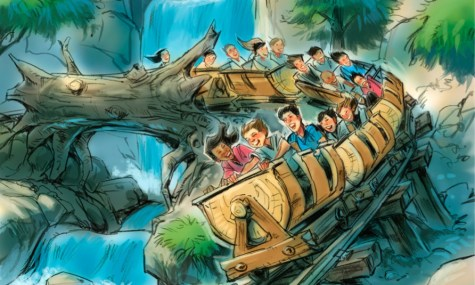 Disney World New Fantasyland Seven Dwarves Minetrain 475x285 Walt Disney World   Wann eröffnet welche Attraktion im New Fantasyland?