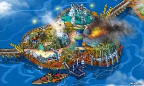 Jinling Happy World 03 475x285 Jinling Happy World – Mit dem 11 Inversion Coaster auf Rekordjagd!