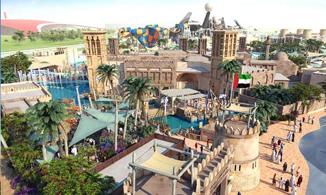 17 Yas Island Waterpark Abu Dhabi Airtimers Top25 der Freizeitpark Neuheiten 2012 – Platz 20 bis 16