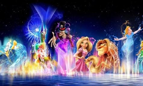 Disney Dreams Disneyland Paris Wassershow 02 475x285 Disney Dreams – Die traumhafte Jubiläums Show im Disneyland Paris