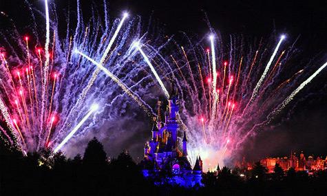 Disneyland Paris Silvester Feuerwerk Freizeitpark Statistiken 2011 – Der etwas andere Jahresrückblick