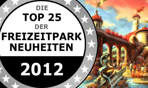 Airtimers Top25 der Freizeitpark Neuheiten 2013 – Platz 25 bis 21
