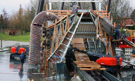 Krake Heide Park 475x285 Heide Park   Die Krake ist im Anmarsch