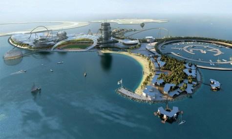 Real Madrid Resort Island 01 475x285 Real Madrid Resort Island – Der Fußballclub baut sich einen Freizeitpark