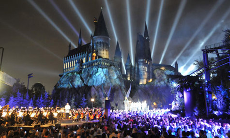 wizarding world opening Universal Studios Japan – Ab 2014 verzaubert Harry auch Japan!