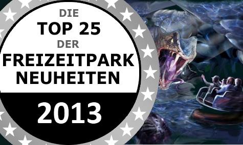 Neuheiten 2013 Top25 Platz 16 20 Airtimers Top25 der Freizeitpark Neuheiten 2013 – Platz 20 bis 16
