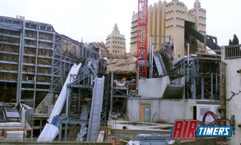 Disneyland Paris – Neues vom Ratatouille Darkride