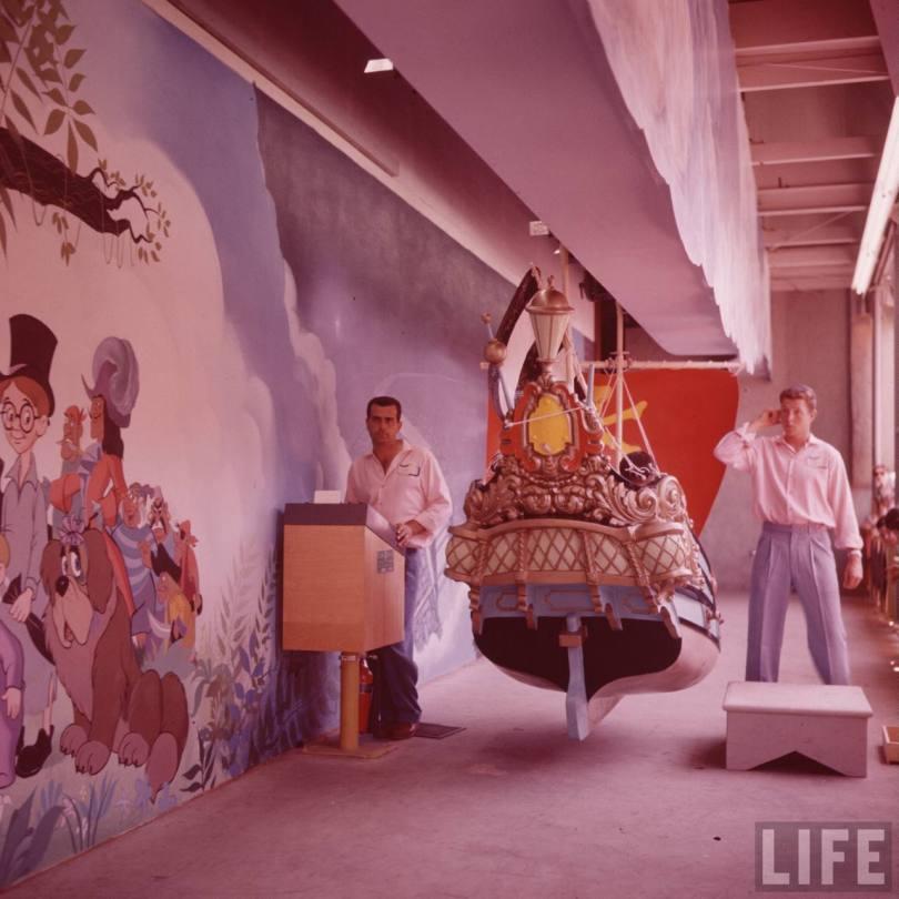 Airtimers Wochenrückblick   KW 32   Vintage Disney