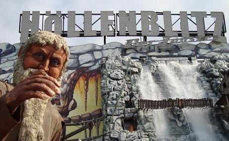 Höllenblitz Wasserfall 461x285 Fünf Euro für eine Fahrt   Ist der Höllenblitz zu teuer?