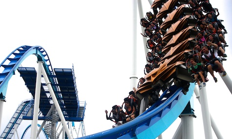 gate keeper train 2 Neuheiten Check: GateKeeper, Cedar Point