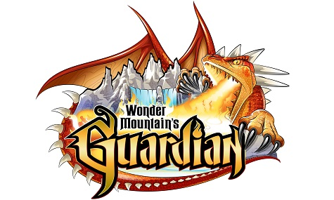 wonder mountains guardian logo Canadas Wonderland schenkt Wonder Mountain einen Wächter