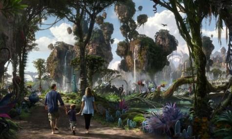Animal Kingdom Avatar Land 1 475x285 Animal Kingdom – Disney präsentiert erste Artworks zum Avatar Themenbereich