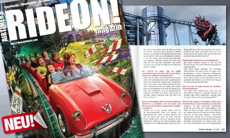 RideOn Magazin 01 2012 02 Der 1000. Artikel auf Airtimers.com!