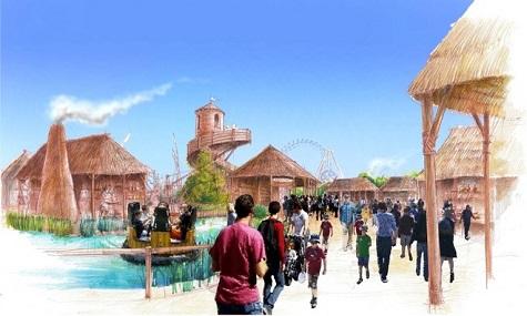 Venedig2 Entertainment statt Entsorgung   Neuer Themenpark in Venedig?