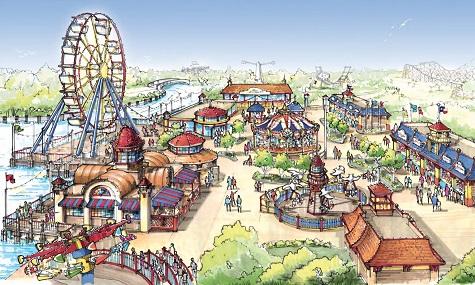 Airtimers Wochenrückblick KW 18   Baubeginn beim Coney Island Coaster