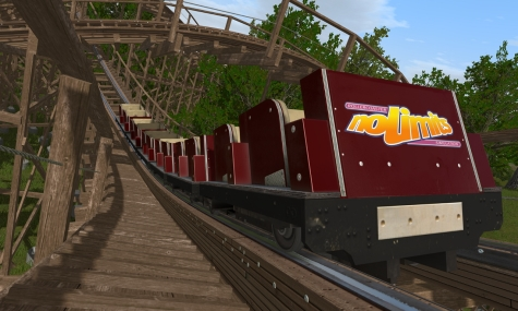 NoLimits 2   Geniale neue Screenshots der Achterbahn Simulation!