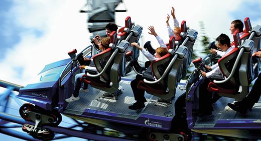 Ein Streifzug durch die deutsche Freizeitpark Industrie   Teil 2: Mack Rides