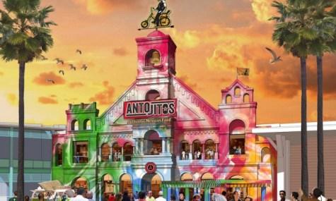 resources digitalassets Antojitos at CityWalk Rendering 620x431 475x285 Alles neu bei Universal: CityWalk 2.0